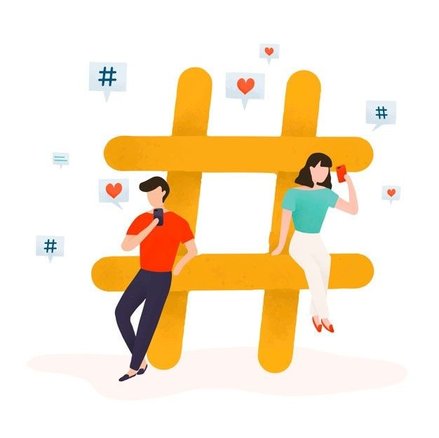 Creating a Unique Hashtag for your brand alt